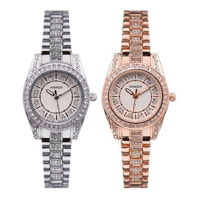 여성시계 여자시계 메탈시계 손목시계 GE-2955A