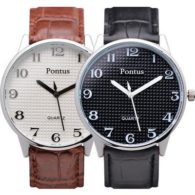 남성시계 남자시계 가죽시계 손목시계 KE-1287B