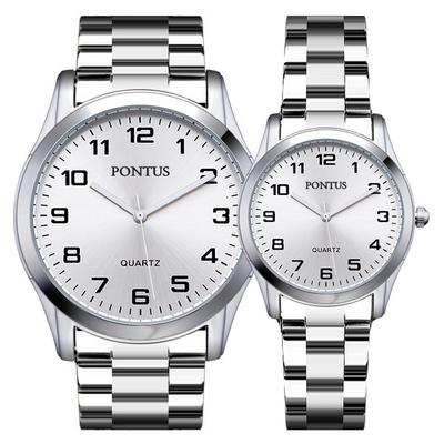 커플시계 메탈시계 남성시계 여성시계 손목시계 DI-5050A
