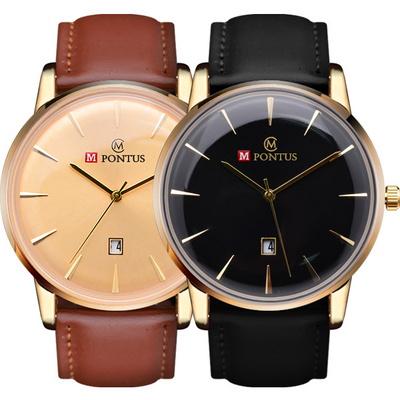 남성시계 남자시계 가죽시계 손목시계 MA-3333A