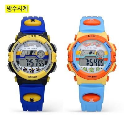 피닉스 아동용시계 어린이시계 방수전자시계 스포츠시계 손목시계 OH-1603A