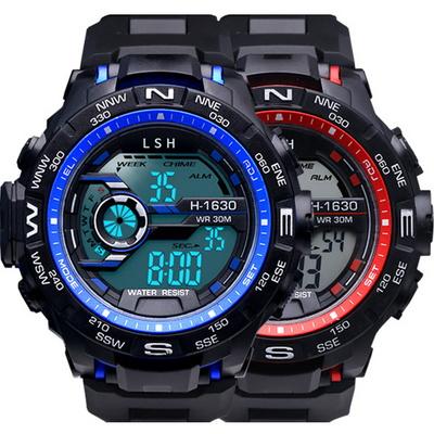 남성시계 남자시계 방수전자시계 스포츠시계 손목시계 DA-1630A(방수)