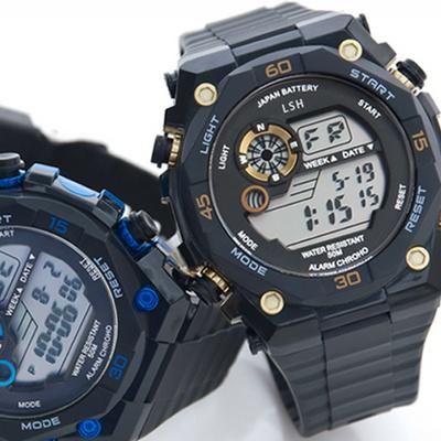 피닉스 남성시계 남자시계 방수전자시계 스포츠시계 손목시계 OH-2810(방수)