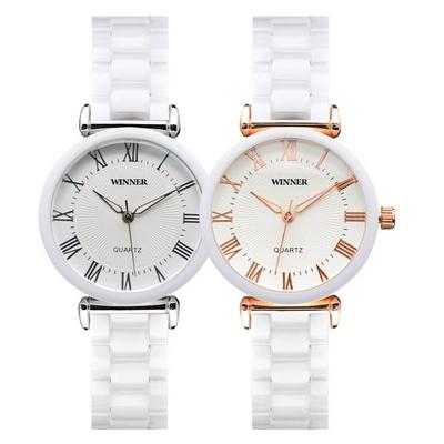 여성시계 여자시계 세라믹시계 손목시계 D-035A