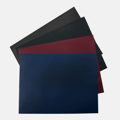 칼라 초크아트지- 종이로만든종이칠판 58x42cm