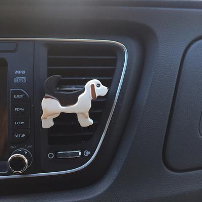 강아지 - 비글 차량용 석고방향제