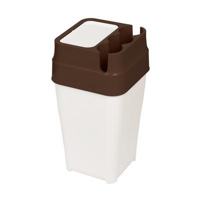 이좋은 종이컵수거함+쓰레기통 종이컵휴지통