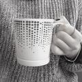 드롭레스트 레인머그 Goove Mug_Falling Rain(Gray)