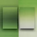 Greenery Card Notepad (양면-그리너리)