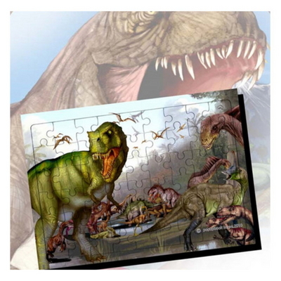 어린이 공룡 판퍼즐