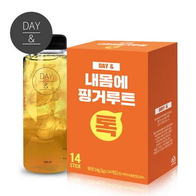 데이앤 핑거루트 스틱분말 1gX14포+보틀1개