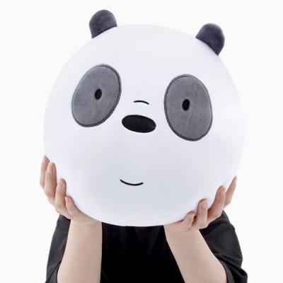 위 베어 베어스 얼굴쿠션 - 판다