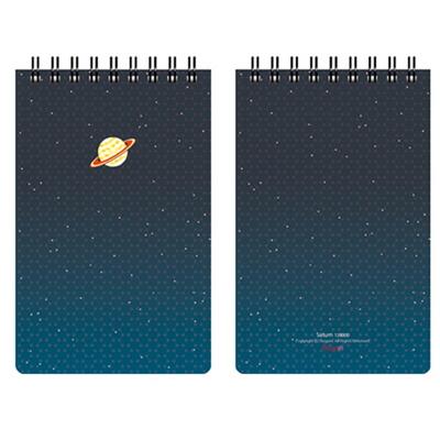 팝아트 태양계 행성 미니 수첩- 4종