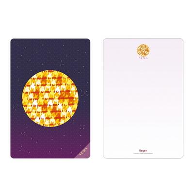 팝아트 엽서 - 태양계 행성