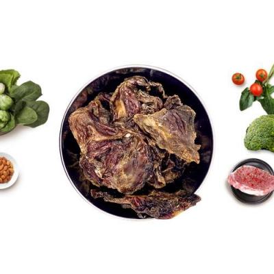 BNLAB 비앤랩 닭모래집 육포 120g 강아지간식