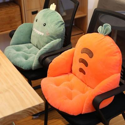 큐트의자등받이쿠션방석