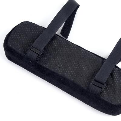 메모리폼 의자 팔걸이쿠션 벨크로 타입 2개 1 SET