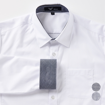 교복 와이셔츠 CUSTOME