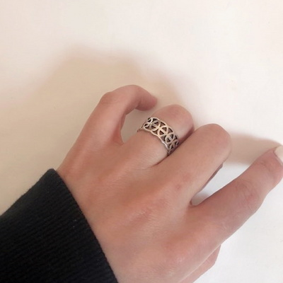 oox_925silver ring
