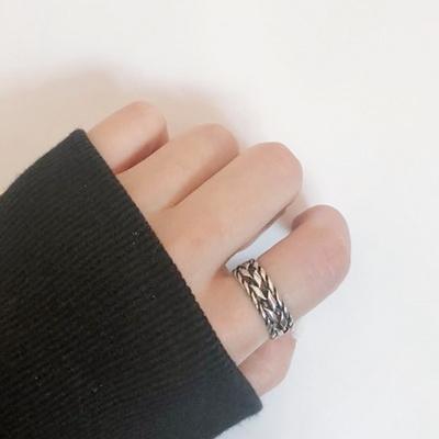 vii_925silver ring