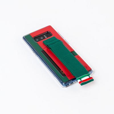 스매스 갤럭시노트8 스트랩 카드 보호 가죽케이스