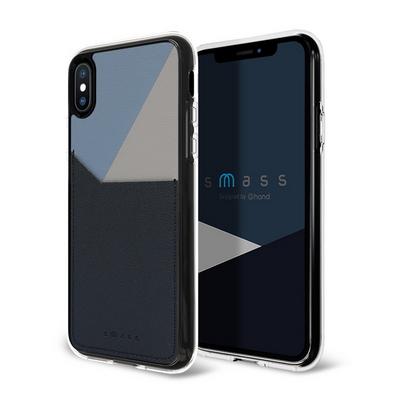 아이폰 XS X 카드포켓 케이스 스매스 엘원