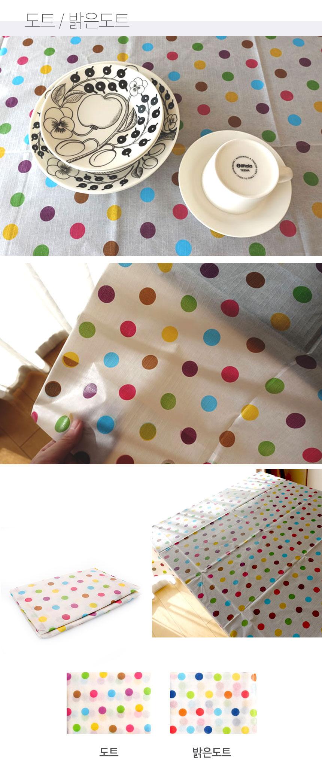 비닐 방수 테이블보 식탁보 일회용 - 제이케이엠티알, 2,500원, 의자/테이블, 캠핑테이블 커버/매트