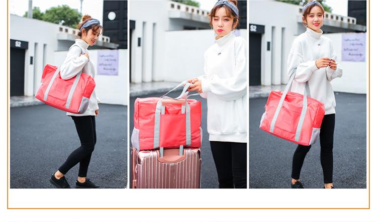 여행용 캐리어 보조 결합 가방 방수 보스턴백 - 제이케이엠티알, 6,110원, 캐리어/가방세트, 소프트형