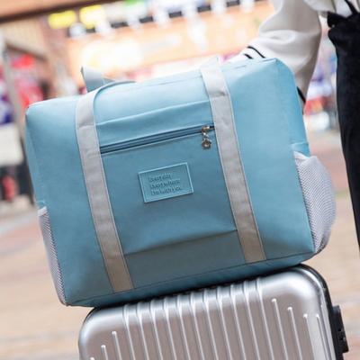 여행용 캐리어 보조 결합 가방 방수 보스턴백