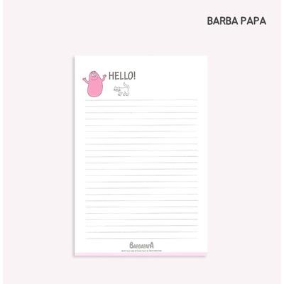 바바파파 편지지세트 1