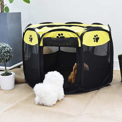반려동물 모기장 하우스