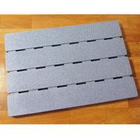 홈포미 웰빙발판 (중형70x48)(변기용-직사각) 욕실발판 EPP재질 충격완화