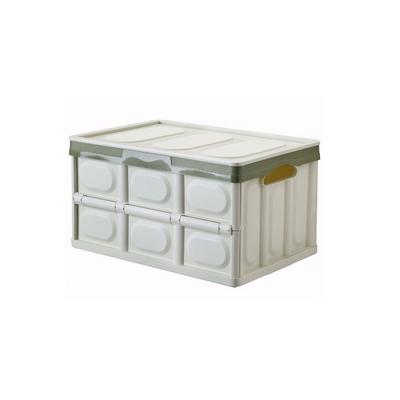 플라스틱 접이식 다용도 폴딩박스 중형 1+1