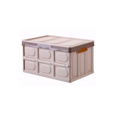 플라스틱 접이식 다용도 폴딩박스 대형 1+1