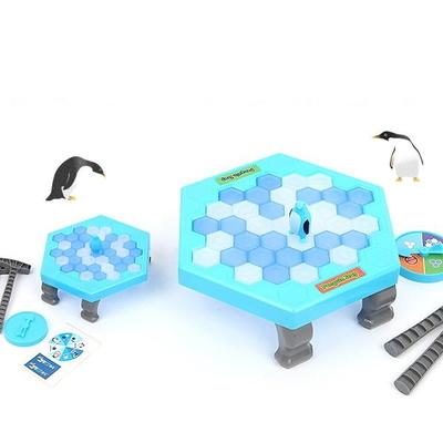펭귄 트랩 얼음깨기