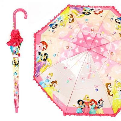 디즈니 공주 우산