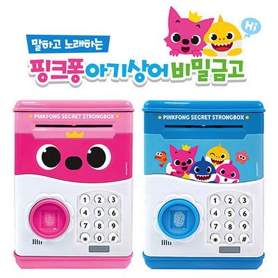 핑크퐁 아기상어 비밀금고 (랜덤)