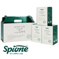 스피루리나와 우리농산물로 만들어 더 건강한 농축액