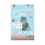 캐츠랑 고양이사료 어덜트 1.5kg