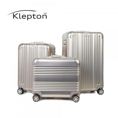 클렙튼 풀메탈 알루미늄 여행용캐리어 레드 21형