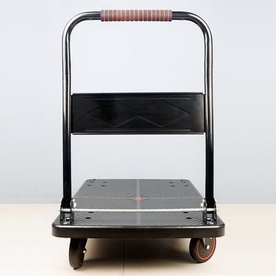 특대형 접이식 카트 대차 달리 핸드카트 무소음 4바퀴 회전형 BB