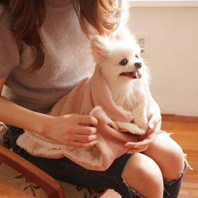 edenbliss 프렌들리 블랭킷 베이비핑크-강아지 고양이 담요 이불