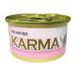 카르마 가다랑어 게맛살 캔 80g