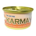 카르마 가다랑어 치킨 캔 80g