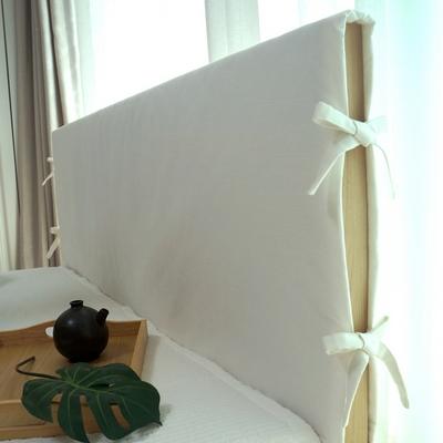 자연염색 침대 헤드커버 -12color