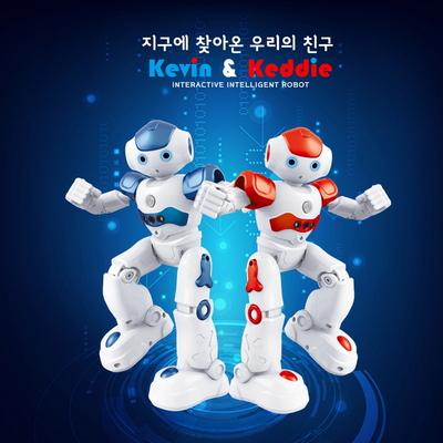프로그램 무선조종 스마트로봇 SKD1 캐빈앤캐디/어린이로봇/학교행사/이벤트상품/선물추천
