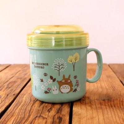 토토로 컵형 도시락 (필드)(600ml)