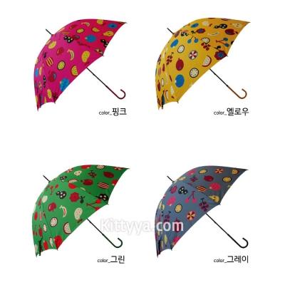 라무리즈 레트로 장우산 (4color)