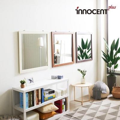 허니 정사각 600 벽걸이 거울