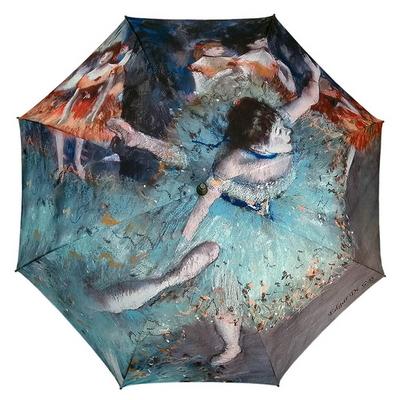 명화_드가-그린댄서(W) 자동우산